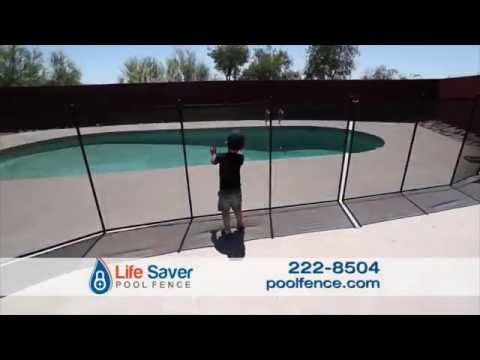 Life Saver Pool Fence of Tucson :15 second commercial