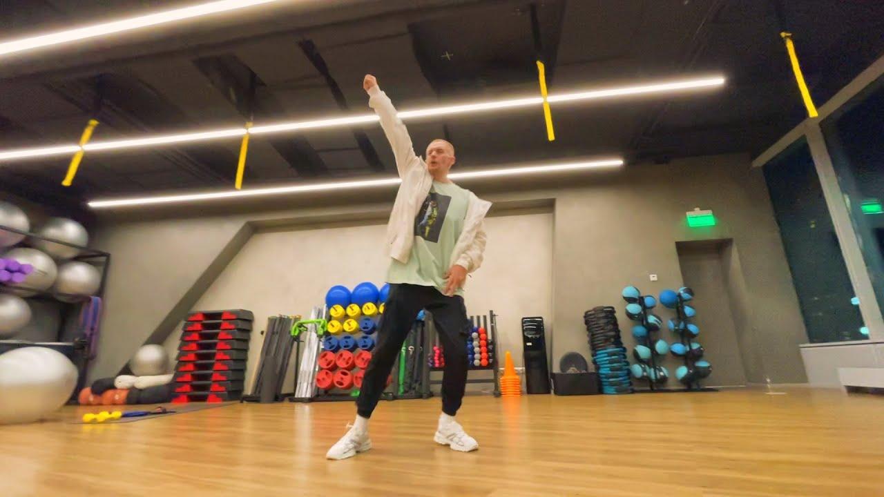 GAYAZOV BROTHER  Малиновая лада  Танец Vova Legend