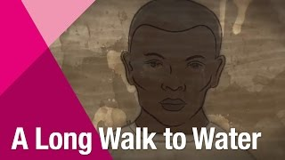 A Long Walk to Water Overall Book Trailer