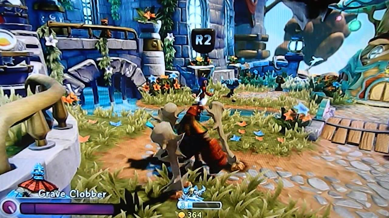 Skylanders Trap Team: All The Evolved Earth Villains ...