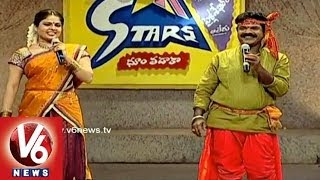 Singers Performing Telangana Folk Songs - Folk Stars Dhoom Thadaka - 8