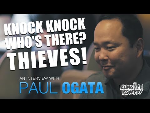 An Interview with Paul Ogata | Kung Fu Komedy