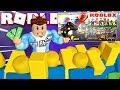 Roblox | 2 THẰNG ĐI BÁN GAME DẠO TỪ THẰNG NOOB ĐẾN PRO - Cash Grab Simulator | KiA Phạm