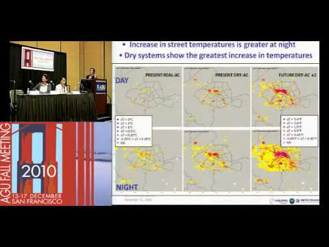 New Views of Urban Heat Islands