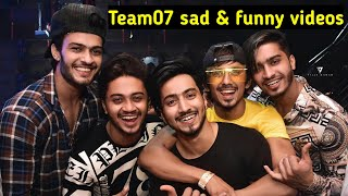 team 07 new tik tok video mr faisu, Hasnain, adnaan, saddu, faiz & riyaz latest musically