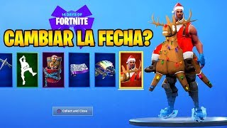 BUG to GET THE FINAL GIFT OF THE 14 DAYS OF FORTNITE!! 😱🎁