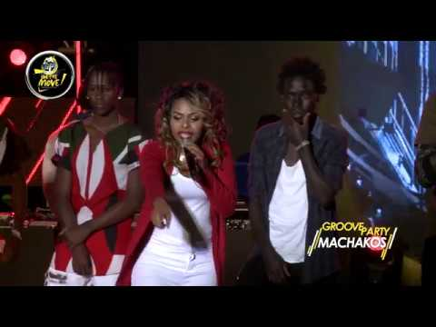 SIZE 8 - PERFORMANCE GROOVE PARTY MACHAKOS