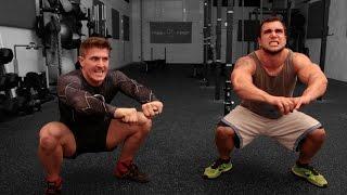 Intense 10 Minute Full Lower Body