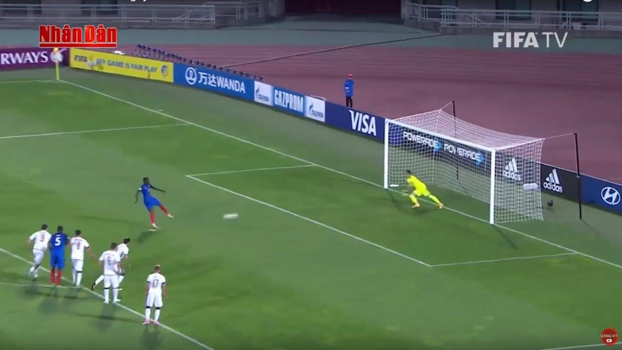 Tin Thể Thao 24h Hôm Nay (19h45 – 2/6): Kết Quả Vòng 1/8 U20 World Cup – Tạm Biệt Chú Gà Trống Choai