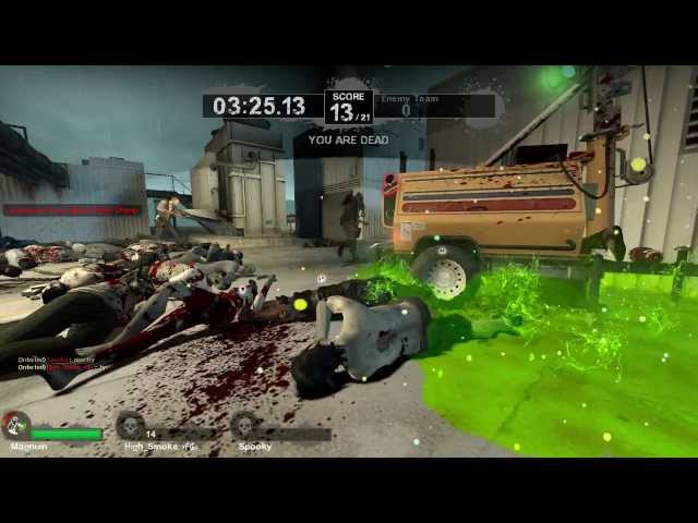 left 4 dead 2 no mercy rooftop finale video, left 4 dead 2 no mercy