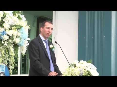 Mr.Christoph Swarovski's speech