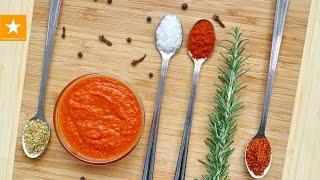 Домашний кетчуп от Мармеладной Лисицы. Томатный соус для спагетти и пиццы. Homemade Ketchup