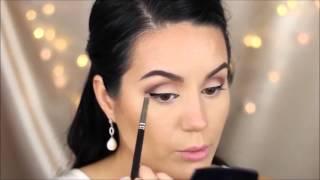 Как сделать макияж на свадьбу самостоятельно(Подписывайтесь на канал, ставьте лайки и комментируйте видео!, 2015-08-09T21:10:50.000Z)