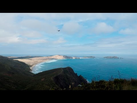 The Big Trip - Cape Reinga - 27th January 2016