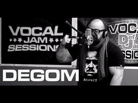 Degom - Vocal Jam Sessions - ( Ep11-S02 )