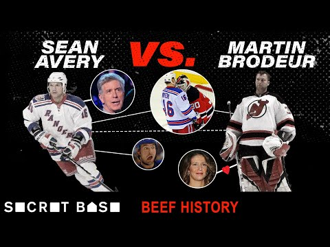 """The NHL beef that involved an affair, """"sloppy seconds,"""" and fat jokes"""