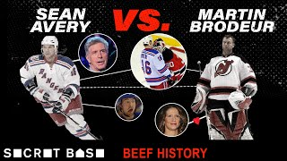 "The NHL beef that involved an affair, ""sloppy seconds,"" and fat jokes"