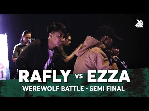 RAFLY vs EZZA | Werewolf Beatbox Championship 2018 | Semi Final