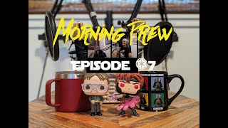 Morning Brew Podcast S. 1 Ep. 7 - Boycotting Sports? BLM and a conversation over coffee