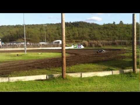 Southern Oregon Speedway, SS. Jorddon Braaten 84 - Hot laps (4-28-12)