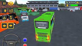 Mobile Bus Simulator V1.2 - First Gameplay HD screenshot 4