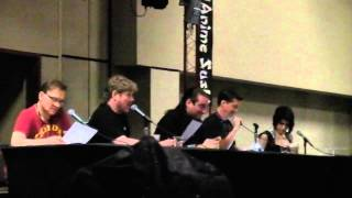 Special : Lord of the Rings Script Read by Futurama Voice Actors(http://www.Alfred.TV READ ME FIRST: From MegaCon 2013 in Orlando, moderated by Jeff Zannini, watch John DiMaggio (Bender), Billy West (Fry, Zoidberg ..., 2013-05-20T01:58:24.000Z)