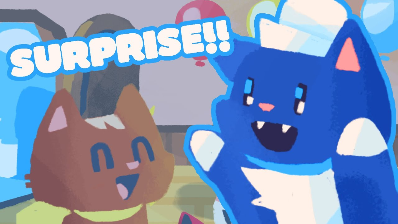 Super Cat Tales Shorts: Surprise Party