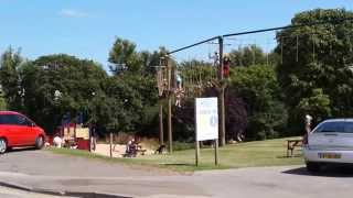 Devon Cliffs Holiday park Exmouth