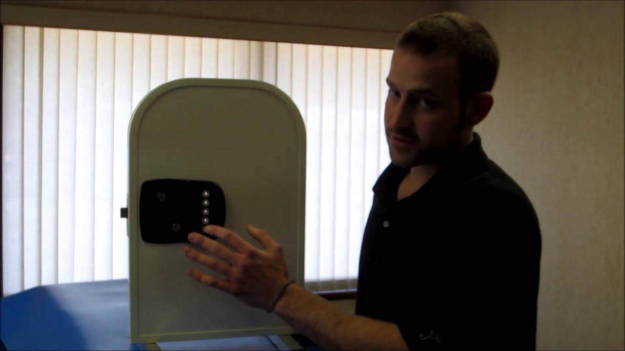 Bauer Ne Keyless Rv Door Lock Programming Maintenance Youtube