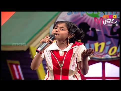 Super Singer 2 Episode 5 : Madhupriya Performance  Aadapillanamma