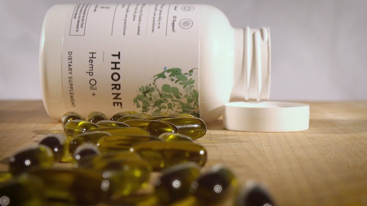 How Will Taking a Hemp Oil Supplement Make You Feel? | Thorne