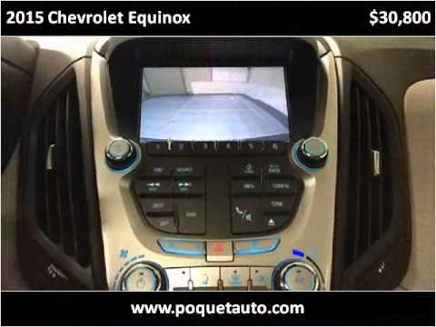 2015 chevrolet equinox used cars golden valley mn youtube for Poquet motors golden valley mn