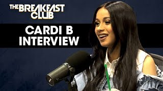Cardi B Opens Up About Her Pregnancy & Why She Kept It Hidden thumbnail
