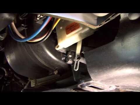01 Ford Taurus ac repair and simple checks
