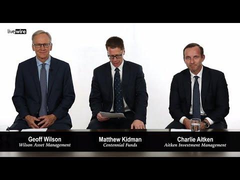 Wilson and Aitken dissect Telstra