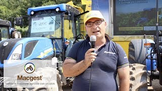 New Holland #Enovitis in campo 2017