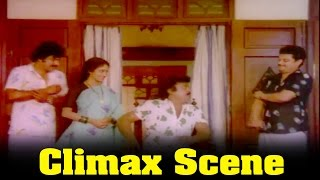 Ponmana Selvan Movie Climax Scene