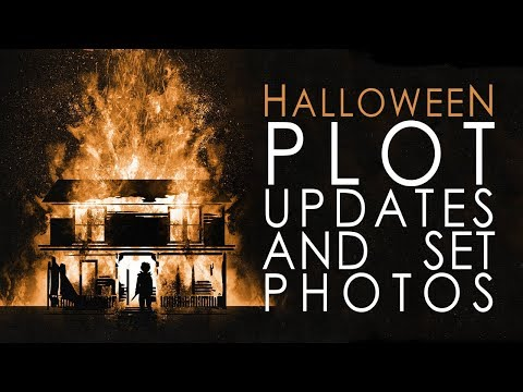Halloween (2018) Plot Details and Set Photos Update | Blumhouse Productions
