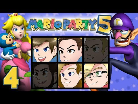Mario Party 5: Welcome Back - EPISODE 4 - Friends Without Benefits