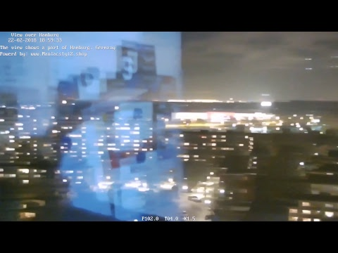 Live Webcam Hamburg