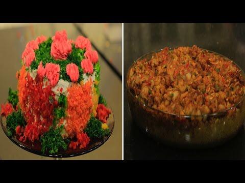 موزة ضاني بالقرع والبرتقال - طاجن أرز صيادية بالسمك والجمبري : الشيف حلقة كاملة