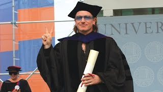 Bono Delivers Penn