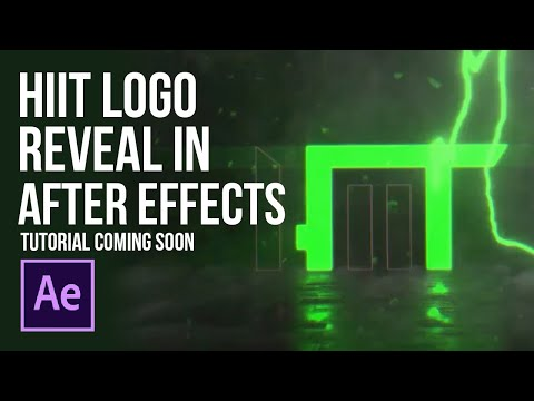 Hiit logo Reveal in After effects - Tutorial coming soon thumbnail