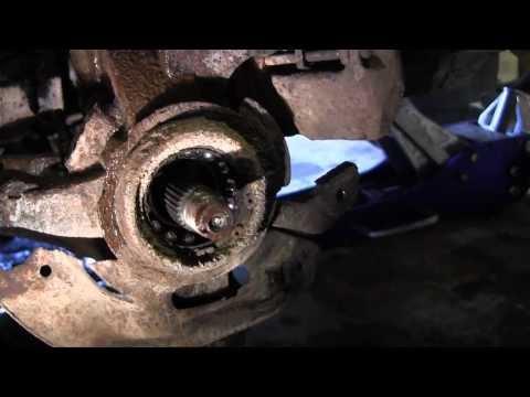 1998 ford escort wheel bearings