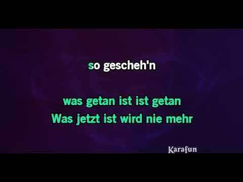 Wolfsheim - Kein zurück (Karaoke)