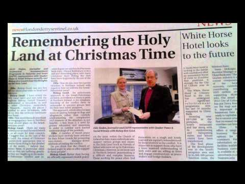 Examples of Newspaper Articles by Eilís Haden