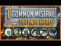 1 COMMON MISTAKE For Every DEFENSE HERO Ft Kephrii Kolorblind Pvptwitch Fuey500 Yajji