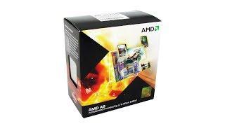 aMD A6-3670К Black Edition - Процессор 2012 года в 2019 году. Тест Radeon HD 6530D