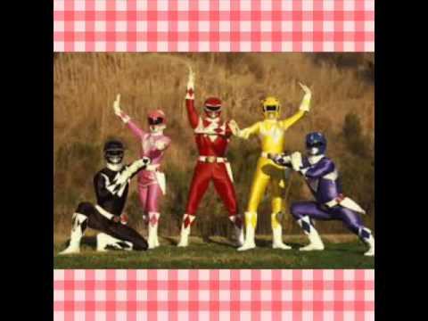 Power Rangers Vs Tartarugas Ninjas