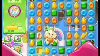 Candy Crush Jelly Saga Level 223 No Booster 3 Stars